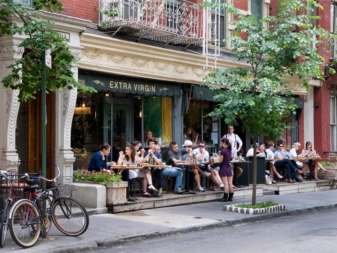 Cribraters Neighborhood Guide To The West Village