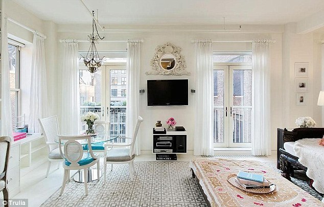 Sold: Miranda Kerr has finally sold her New York apartment after first putting it on the market two years ago
